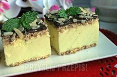 Sweets Recipes, Cooking Recipes, Desert Recipes, Cheesecakes, Deserts, Candy, Baking, Barbarella, Polish