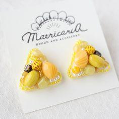 #matoricaria #yellow #accessory #bijou