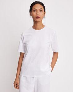 cdba5a30d18244 Organic Cotton T-shirt White - Filippa K
