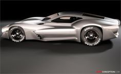 Shelby Coupe Concept