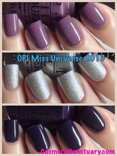 OPI Miss Universe LE collection