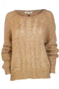 mohair knit, almon, sarah sweater, fall fashion, knit, fall 2013, kristine vikse
