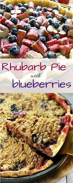 This rhubarb pie is the bomb! Exploding with tartness and sweetness in every bite. Serve it topped with whipped or ice cream and it is irresistible.