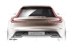 Volvo concept #estate