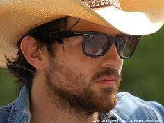 Scott Avett. I met him for the first time on the day this was taken :)