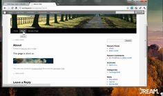 Wordpress Tutorial - Getting Started