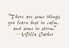 There are....