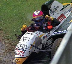 Pedro Lamy - Lotus 107C - 1994 - San Marino GP