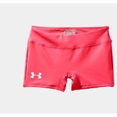 Girls' HeatGear Sonic 3 Shorts | 1237836 | Under A ($19.99)