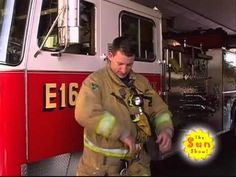 TV PSA Spot for Burbank Fire Department - Sun Safety Message - #1.  Directed by Chip Miller - Music by Mark St. Juste