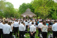 memorial day park city utah
