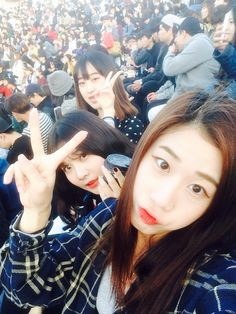 After lunch, we went to YeongNam University for hiphop festival!! We waited for about 6hours. It was too bored but so excited to me! I love hiphop