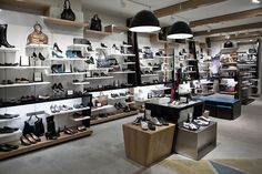 Lōcale store design & brand identity by Pompei A. D., Montreal shoes branding branding