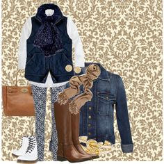 """Untitled #162"" by classicgal on Polyvore"
