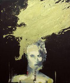 """Saatchi Online Artist Jorge Torres; Painting, """"Ecce: Homo II"""" #art"""