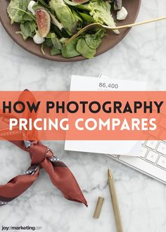 When starting a new photography business, one of the biggest hurdles is deciding how to price your photography. So, we at the Joy of Marketing, an educational resource for over 90,000 professional photographers, surveyed 1,828 professional photographers about pricing photography. The survey respondents are from 15 countries and specialize in portraits and/or wedding photography. So how does your photography pricing compare to our survey respondents? Photography Marketing, Photography Business, Wedding Photography, Marketing Calendar, Marketing Ideas, Photography Price List, Continuing Education, Growing Your Business, Amazing Photography