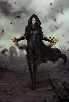 Yennefer of Vengerberg, The Witcher 3: Wild Hunt