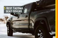It's difficult to call seat covers an accessory because they are just about essential for safeguarding the interior of your truck. This is especially true…