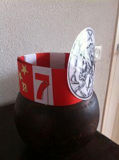 Ajax verjaardagshoed 1