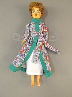 Vintage 1960s Ideal Toy Company Tammy Doll
