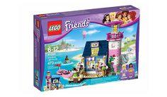 Lego friends 2015 release Heartlake lighthouse