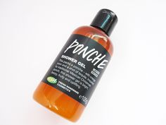 LUSH Christmas 2012: Ponche Shower Gel, smells just like a tropical cocktail. Reminded me of Cancun!