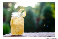 I don't know what the weather has been like where you live, but the weather in Charlotte has been beautiful lately. With summer approaching, I thought I would share one of my Mom's favorite cocktails with you. You are looking at a Whiskey Sour. This drink is really simple to make. It is basically your …
