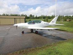 Shark Aero (Hlboké, Slovak Republic) single-seat prototype ultralight aircraft (ULA), the Shark UL