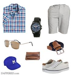 Style Scenario: At the Ballpark | Dappered.com
