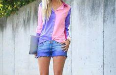 That shirt...:)