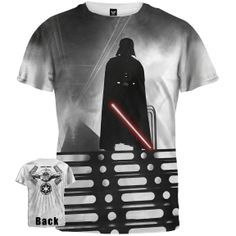 Star Wars - Frozen Battle All-Over T-Shirt  015f643b7