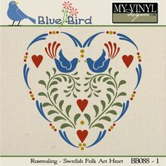 DIGITAL DOWNLOAD ... Home Vector in AI, EPS, GSD, & SVG formats @ My Vinyl Designer #myvinyldesigner #bluebird