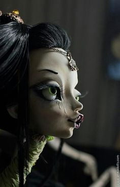 Fantasy | Whimsical | Strange | Mythical | Creative | Creatures | Dolls | Sculptures | galina