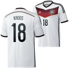 Germany 2014 World Cup Soccer jersey (18 Kroos)-Get convenience and save money from online shopping for Germany 2014 World Cup Soccer jersey (18 Kroos) is your wise decision. Excellent quality of Germany 2014 World Cup Soccer jersey (18 Kroos) are promised ,then you can show your support way to 2014 World Cup.- http://www.uswmis.com/germany-2014-world-cup-soccer-jersey-18-kroos-uswmiscom-p-2353.html