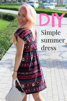 TytDIY - Summer dress