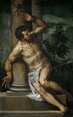 Paolo Veronese - St. Sebastian. 1565
