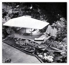 1978 Modernist Landscaping Garrett Eckbo Mid Century Modern   eBay