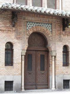 Pabell n mud jar actualmente museo de artes y costumbres - Tejidos madrid en sevilla ...
