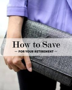 How to save money for retirement told through the eyes of real retirement savers.