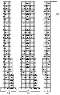 "Spring Blush - Gestrickte DROPS Stola in ""Kid-Silk"" mit Lochmuster. - Free pattern by DROPS Design"
