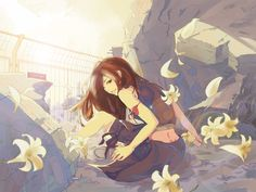 Cried犬 - Final Fantasy VII - Tifa Lockhart