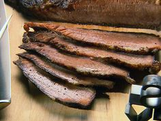 Holiday Crock Pot Recipe, Peppered Beef Brisket in Beer - 6 Point Total - LaaLoosh