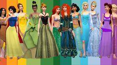 Sims 4 prom dress zombie