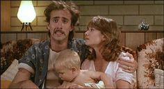 Family portrait? No. Stark realization. Great scene. (Raising Arizona)