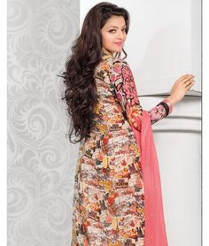 Kajal Agarwal in Pink Designer Dress