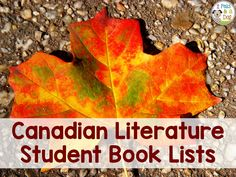2 Peas and a Dog: It can be challenging to find quality Canadian fiction for students. Check out this blog post to find book lists organized by grade level from K to 12.