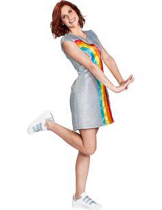Hanne van K3 Grunge Hair, Hair Accessories, Celebrities, Lady, Outfits, Cosplay Ideas, Dresses, Printables, Google