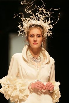Коллекция Haute Couture by SLAVA ZAITSEV | Модница.ru