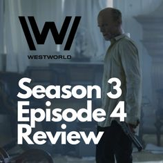 Check out the latest episode synopsis for Westworld Season 3 Episode 4 Westworld Season 3, Fantasy Tv Series, Halfway House, Flip Out, The End Game, Super Excited, Science Fiction, Seasons, Shit Happens