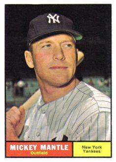 300 - Mickey Mantle - New York Yankees